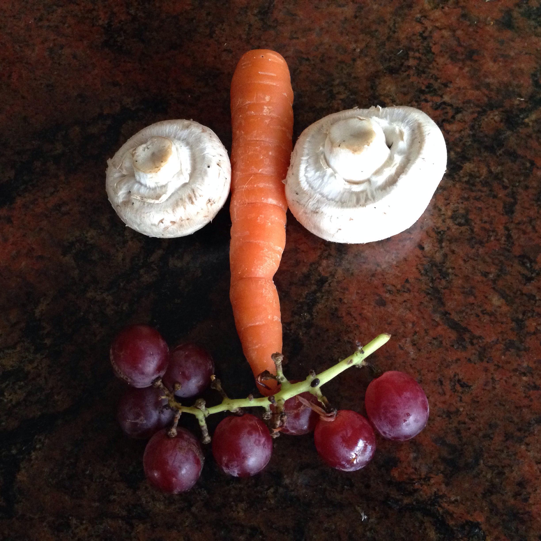 Fruit and veg snacks