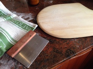 Bread paddle
