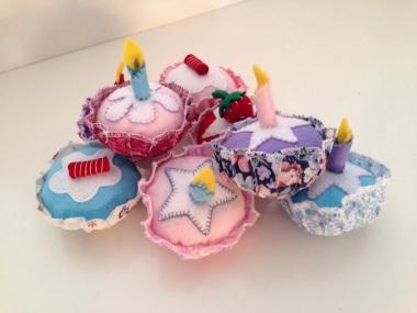 Cupcake jumble
