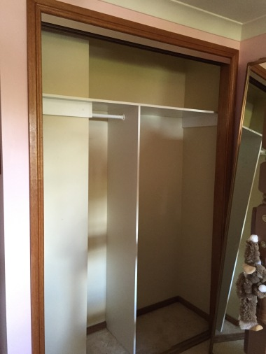 Isobel's wardrobe