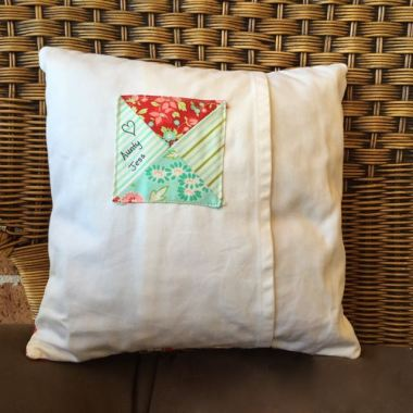 Pillow back